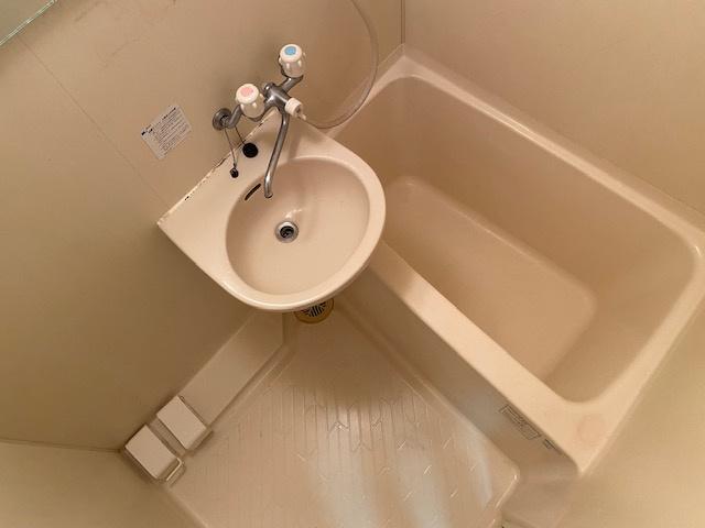 【浴室】ルーブル駒沢大学II