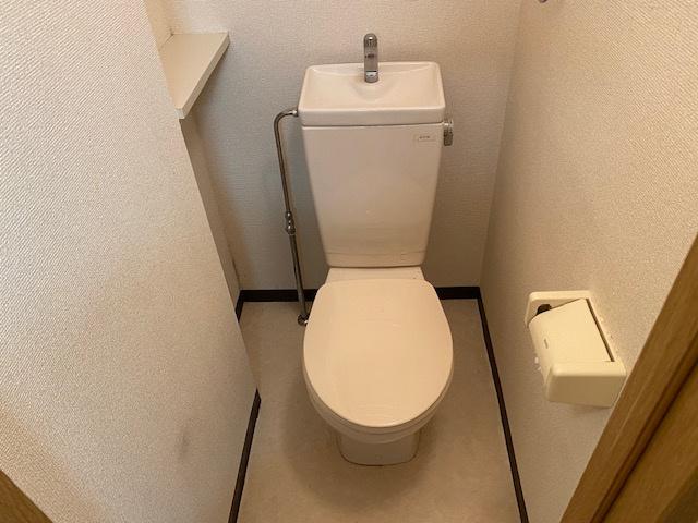 【トイレ】ルーブル駒沢大学II