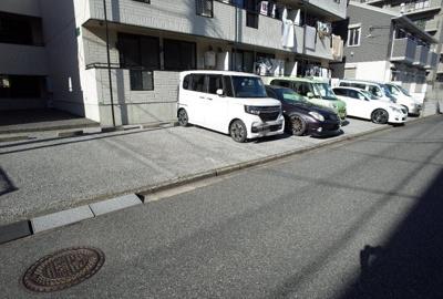 【駐車場】サンパレス薬円台