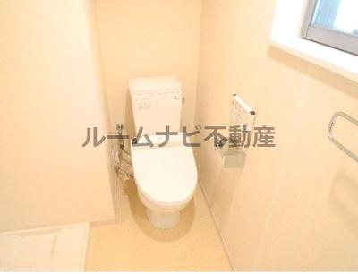 【トイレ】Maison de Fleur