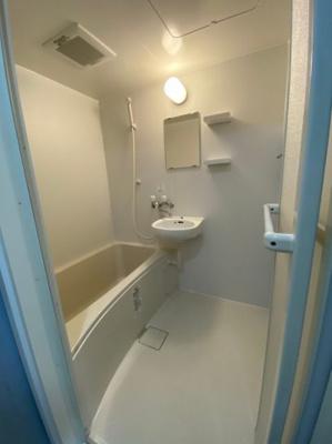【浴室】上馬フラワーホーム