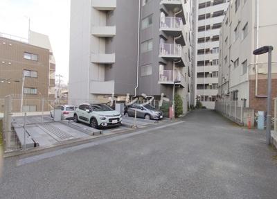 【玄関】アイスイート東中野【i-Suite HigashiNakano】