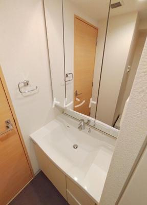 【浴室】アイスイート東中野【i-Suite HigashiNakano】