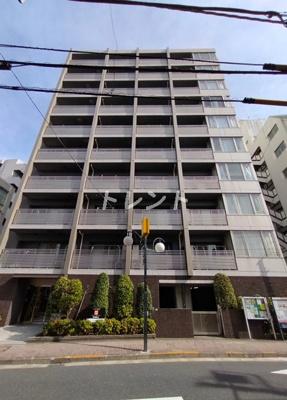 【エントランス】アイスイート東中野【i-Suite HigashiNakano】