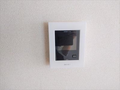 TVモニター付きインターホン