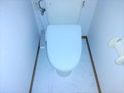 【トイレ】リバービレッジ大今里