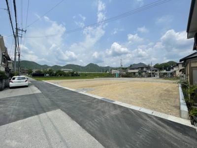 【外観】西脇市野村売土地 D号地