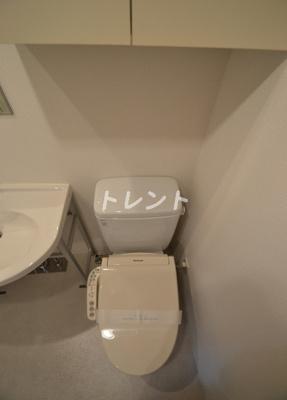 【トイレ】KDXレジデンス西新宿