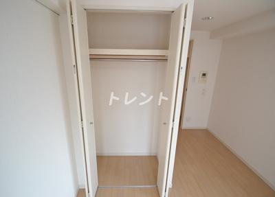 【収納】KDXレジデンス西新宿
