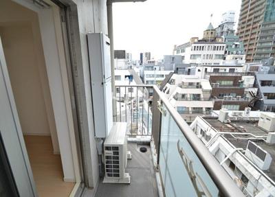 【バルコニー】KDXレジデンス西新宿