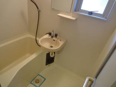 【浴室】サンアベニュー大楠
