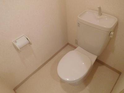 【トイレ】ヴィラ・ローディア1
