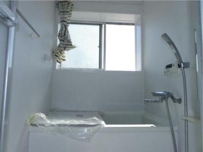 【浴室】クリーンハイツ