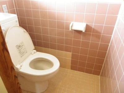 【トイレ】クリーンハイツ