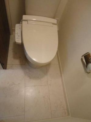 【トイレ】クレール梅里