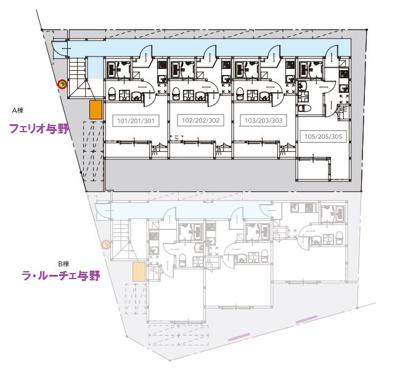 【区画図】バーゼル