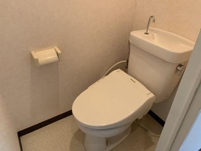 【トイレ】casa carina