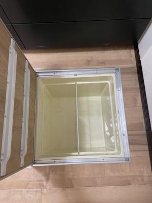 キッチン 床下収納