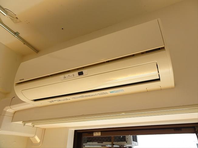 【バルコニー】キャッスルマンション笹塚