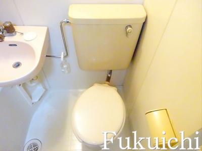 【トイレ】PRESTIGE GAKUGEIDAI