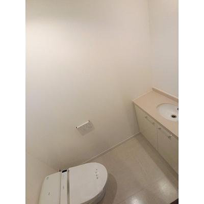 【トイレ】シティタワー高輪