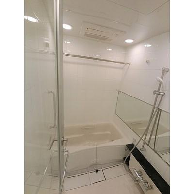【浴室】シティタワー高輪
