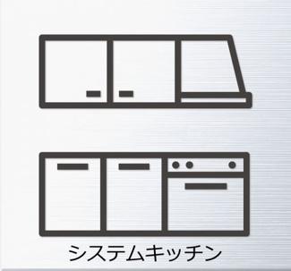 【キッチン】WIC カースペース1台 リフォーム〇 船橋市田喜野井1