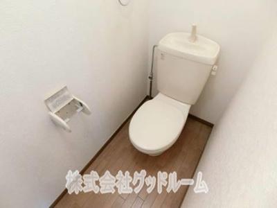 【トイレ】サニーフラッツ楢原
