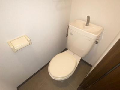 【トイレ】ヴェルドミール山忠松屋町