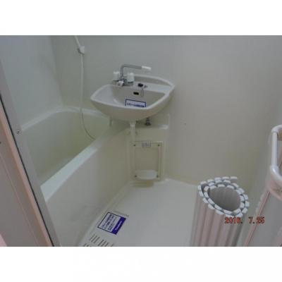 【浴室】バンクール藤枝弐番館