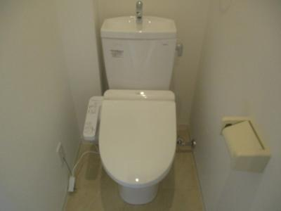 【トイレ】カサーディア花園町