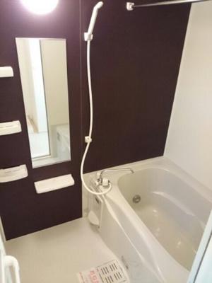 【浴室】ラフレシール三島Ⅱ