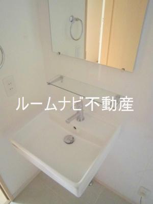 【洗面所】フィオーレ