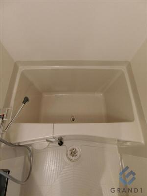 【浴室】プレサンス大阪ゲートシティ