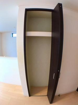 LDKの収納の写真です♪ 生活用品など閉まって置けるスペースですね♪