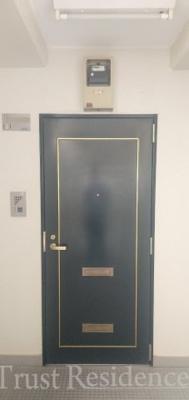 【玄関】ハイツピアレス