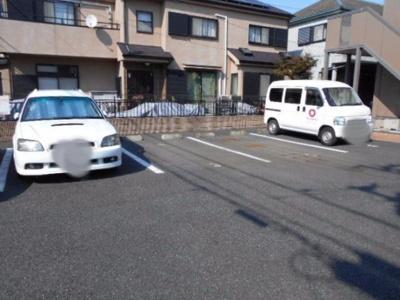 【駐車場】プルミエコート