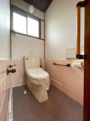 【トイレ】狩口台6丁目戸建