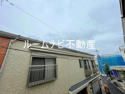 【バルコニー】秀華七番館