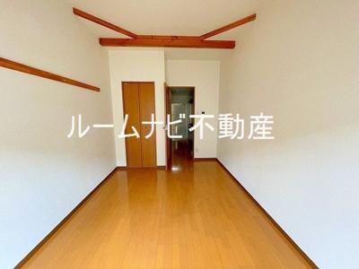 【寝室】秀華七番館