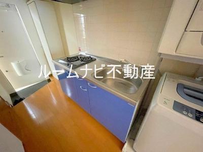 【キッチン】秀華七番館