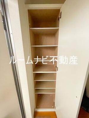 【収納】秀華七番館