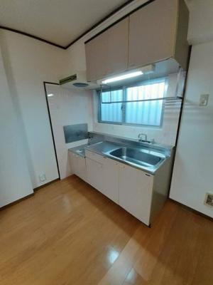きれいなキッチンです