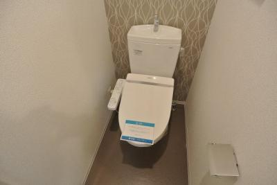 【トイレ】エスリード新福島