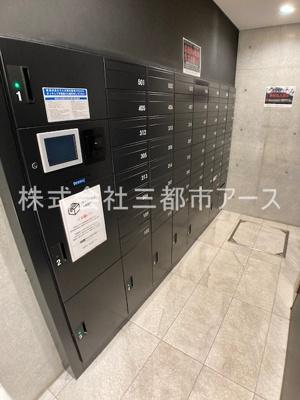 【エントランス】SYFORME TOGOSHI-KOENⅡ