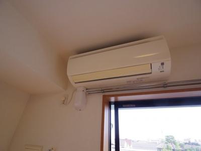 【参考写真】設備エアコンは1台設置致します