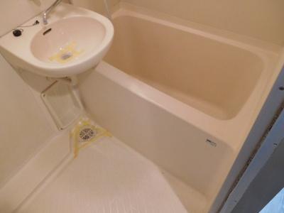 【浴室】マンション恵