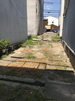 【外観】神戸市兵庫区浜山通4丁目売り土地