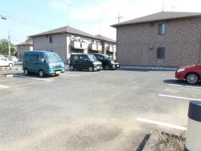 【駐車場】竜舞駅 龍舞町 2DK