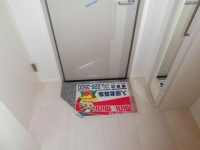【玄関】プランドールlei